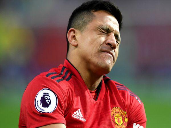 Alexis Sanchez mang tín hiệu vui cho MU