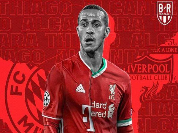Chuyển nhượng chiều 17/8: Liverpool thống nhất với Bayern về Thiago