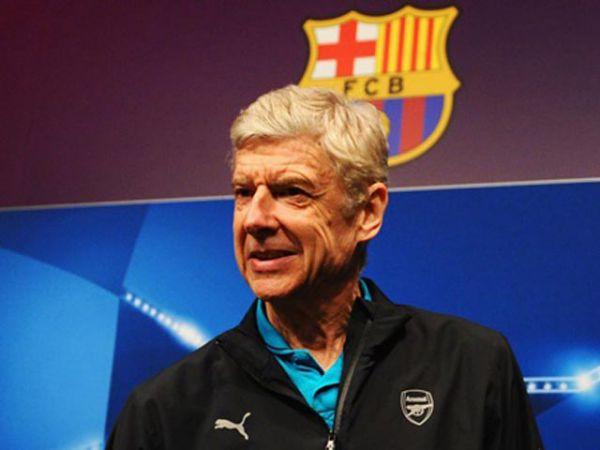 Arsene Wenger từ chối dẫn dắt Barca