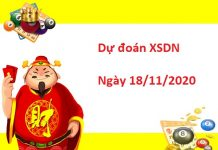 Dự đoán XSDN 18/11/2020
