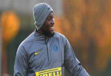Man City cân nhắc mua Lukaku thay Aguero