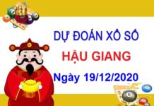 Dự đoán XSHG ngày 19/12/2020