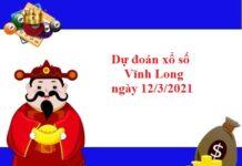 Dự đoán xổ số Vĩnh Long 12/3/2021