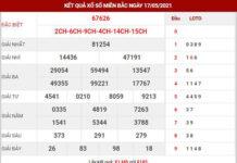 Dự đoán XSMB ngày 18/5/2021 - Dự đoán xổ số miền Bắc thứ 3