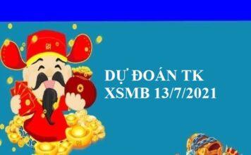 Dự đoán thống kê SXMB 13/7/2021