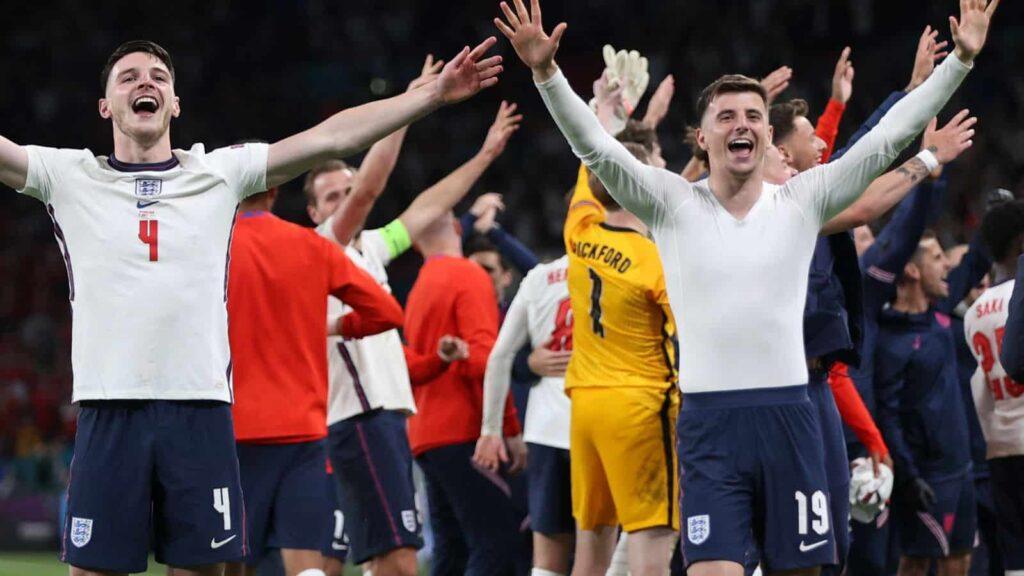 Paul Merson nói: Anh lọt vào trận chung kết Euro 2020 là một 'chiến công lớn'
