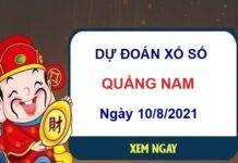 Dự đoán XSQNM ngày 10/8/2021
