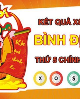 Dự đoán XSBDI 14/10/2021 chốt lô VIP đài Bình Định
