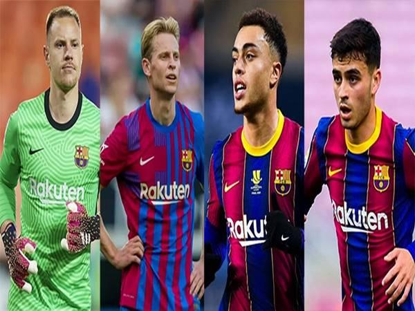 Chuyển nhượng bóng đá chiều 11/10: Bayern muốn lấy bộ tứ của Barca